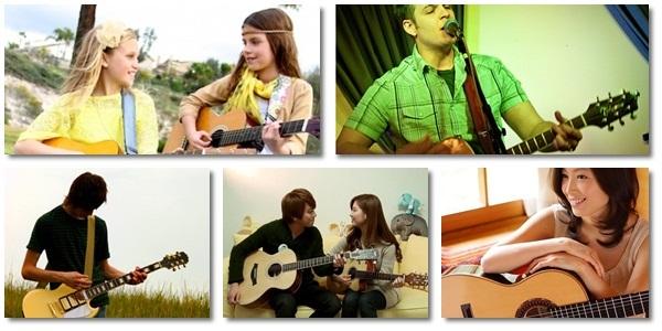 worship guitar classes